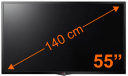 HD Colour LED flat screens 22